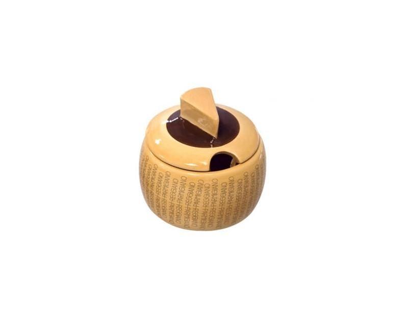 Formaggiera Piccola in ceramica